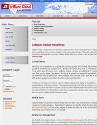 LeBlanc Global Overview