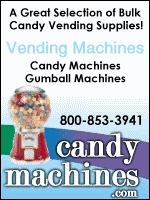 Candy Machines. Com Overview
