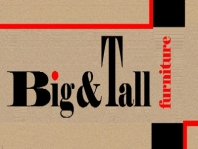 Big & Tall Furniture Overview