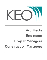 KEO International Consultants Overview