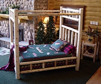 Simply Cedar Log Furniture Overview