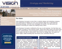 Vision Business Concepts Inc. Overview