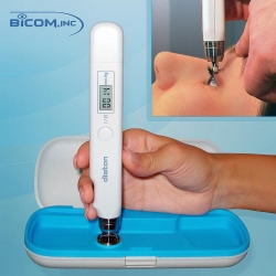 BiCOM Reports Better-Than-Expected Results Due to Unique Tonometer Diaton Launch – Tonometry Through Eyelid / Glaucoma Detection Device