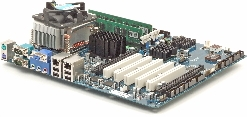 Chassis Plans Introduces the ATXP-965Q Long Life Industrial Motherboard with Intel Core 2 Duo Technology