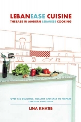 Lebanese Cookbook Author Lina Khatib Makes Her Debut in the US with Her New Book