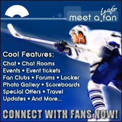 A New Social Networking Site for Toronto Maple Leafs Fans