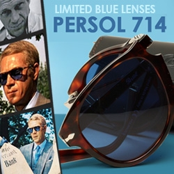 Persol 714 Sunglasses - Steve McQueen's Classic Sunglasses Now Available at Eyegoodies.com