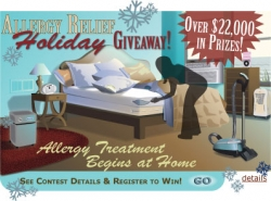 Achooallergy.com to Award $22,000 in Prizes to 15 Lucky Allergy Sufferers