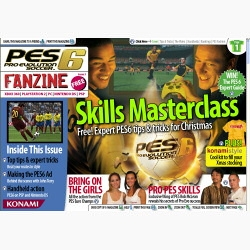 You Shoot, You Score with Free Official PES Fanzine