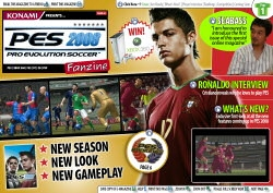 GamerZines Publishes Free Multi-Lingual PES 2008 Magazine