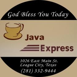 Java Express Grand Re-Opening Celebration