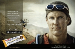 The Black Box Studio Rolls Out New Promax Energy Bar Campaign