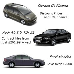 January 2007 Specials from Low Price Cars
