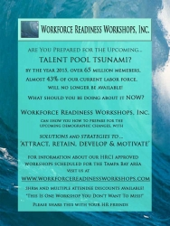 Is Your Company Prepared for the Upcoming Talent Pool Tsunami?