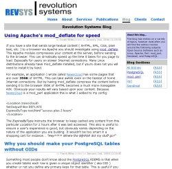 Revolution Systems Announces Open Source Technology Blog