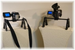 Quad Pods – Online Store Grand Opening - Free Shipping of Video Camera Stabilizers and Steady Pods
