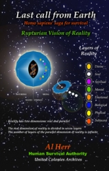 Al Herr Integrates Evolution with Intelligent Design in New Book, Rupturian Vision of Reality
