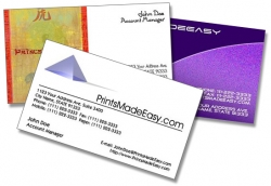 PrintsMadeEasy Offers New Features for Real Estate Business Cards