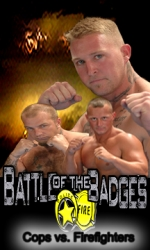 Batlle of the Badges: Cops vs. Firefighters