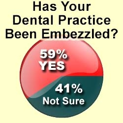 Most Dentists Report Being Embezzled: The Wealthy Dentist Survey Results