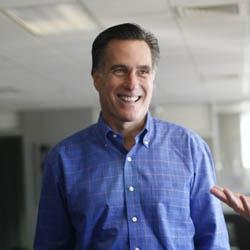Mitt Romney Wins Dentists' Smile Election