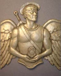 Sculptor Creates Portrait of St. Michael to Benefit Injured Buffalo, NY Police Officer