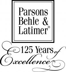 Parsons Behle & Latimer Kicks Off 125 Year Anniversary