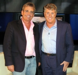 "Shark Wrangler, Stuart Cove, Featured on CNBC's TV Show ""The Big Idea With Donny Deutsch,"" Which Aired 4/19/07"