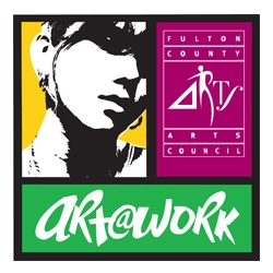 Fulton County Arts Council's Art at Work Presents