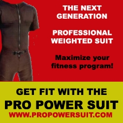 Pro Power Suit Offered by Jake Reed and Cris Carter Helps Anyone Run Faster, Jump Higher, Get Stronger or Just Lose Weight