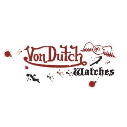 Von Dutch Watches Collection Launches at Tourneau and Fred Segal