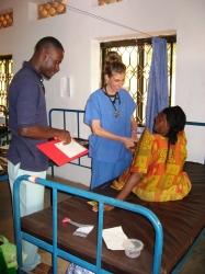 Albany Medical Volunteers Open Engeye Health Clinic in Uganda