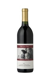 Shoppers on www.picturemywine.com Are Able to Create One-of-a-Kind-Personalized Picture and Message Wine Bottles for Friends, Family, and Business Associates