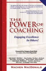 The Power of Coaching Book is Now a National Best Seller