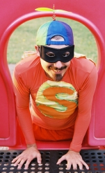 Squirtman is About.com's Crazy/Wierd Site of the Day