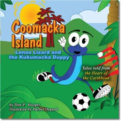 Coomacka Island Announces Book Tour to Begin in September