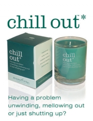 Aromatherapy Gift Line Sheds Humorous Light on Modern Therapy