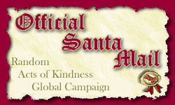 Official Santa Mail Website Rings in Holidays with Oprah Inspired Program