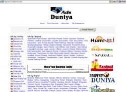 Ukisoft, Corp Launches Free Classified Ad Website www.adsduniya.com