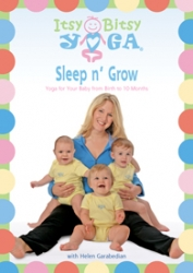 New DVD Teaches the Ancient Practice of Yoga to Help Modern Parents Calm Their Babies