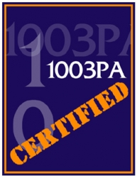 MyHomeAssets! Software Receives Mortgage Industry 1003 PA Certification