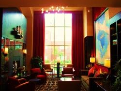 Hampton Inn & Suites Herndon VA Grand Opening is Spooky