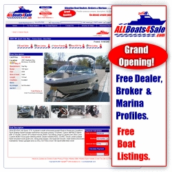 ALLBoats4Sale.com Sets Sail to Become