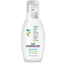 Retail Stores Pioneer Protection Against MRSA; Soapopular® Brand Alcohol-Free Hand Sanitizers in Demand Nationwide