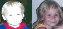 Amber Alert Issued for Streator Children (Kayla Coyne & Cory Coyne)