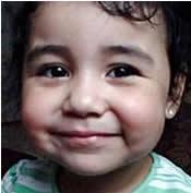 Amber Alert Issued for Houston Child, Mother Slain (Danielle Jimenez - 3)