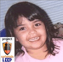 Amber Alert Issued for Kansas Girl (Jasmine Maestas - 5)