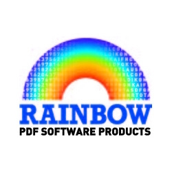 Antenna House PDF Products Get a New Name: Rainbow PDF Software