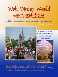 How to Thrive at Disney World with Health Issues: New Travel Guide Helps Disney Vacation Dreams Come True