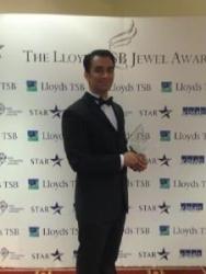 Scottish Self-Made Millionaire Secures Lloyds TSB Jewel Business Award
